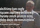 """""""Łopata, kilof, siła mięśni"""". Przewodnik z Wałbrzycha opowiada o poszukiwaniach złotego pociągu [WYWIAD]"""