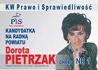 Awans siostry minister Witek. Była salową, jest...