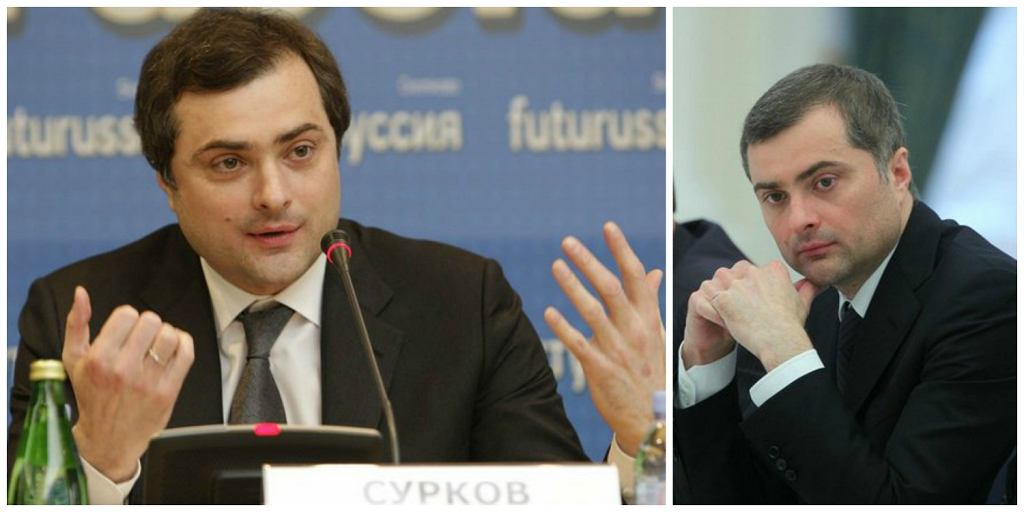 Surkow w 2010 i 2012 r. (fot. Kremlin.ru / Wikimedia.org / CC BY 4.0)