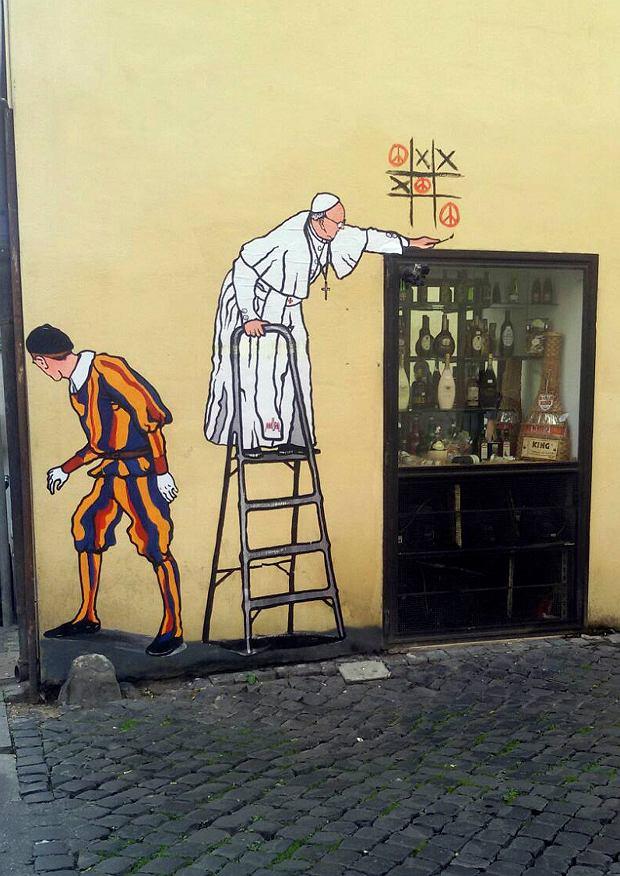 z rzymu do poznania radny po chce by powsta u nas mural