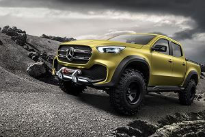 Mercedes klasy X   Jest nadzieja na AMG