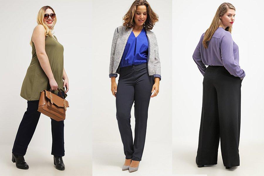 d84e6bbde119 Spodnie dla puszystych - jakie fasony wybrać na co dzień i na specjalne  okazje