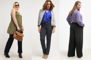 c00a34f1ee Spodnie dla puszystych - jakie fasony wybrać na co dzień i na specjalne  okazje