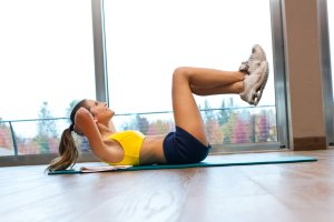 5 błędów w ćwiczeniach na brzuch