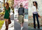 Szerokie biodra - co nosić jesienią, aby wyglądać szczupło?