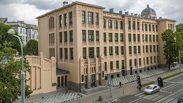 Uniwersytet Łódzki, rektorat