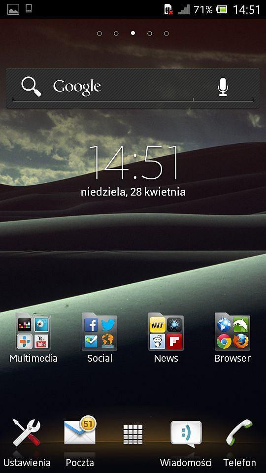 Startfon - jakich aplikacji u�ywa �ukasz Kujawa, szef serwis�w technologicznych Interia.pl?