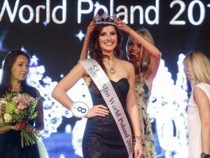 Miss World Poland Marta Pa�ucka