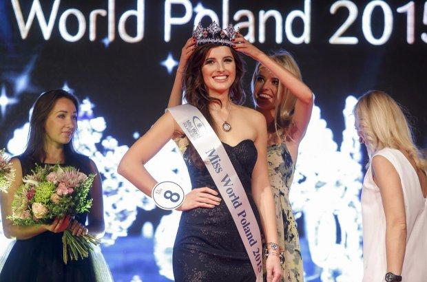 Marta Pa�ucka Miss World Poland 2015. W nowej formule zabrak�o prezentacji w bikini. To mo�emy zobaczy� na jej Instagramie