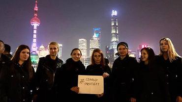 Czarny Piątek w Szanghaju