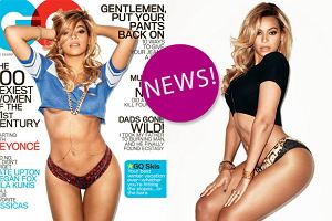 Seksowna Beyonce dla &quot;GQ&quot; - mamy wszystkie zdjcia!