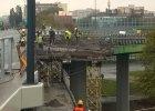 Most Łazienkowski otworzą bez kluczowego zjazdu. Dlaczego?