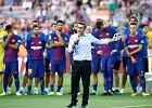 Mecz towarzyski Barcelony z Chapecoense (5-0). 'Duma Katalonii' zaprosiła Brazylijczyków na spotkanie o Puchar Gampera - ten zespół stracił w wyniku katastrofy lotniczej prawie wszystkich piłkarzy oraz dyrektorów