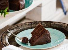 Ciasto czekoladowe na porterze - ugotuj