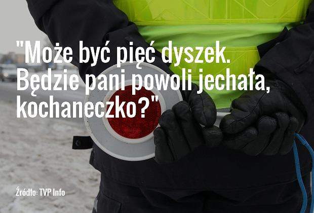 """Korupcja w drog�wce: """"Wyci�gnij st�wk� i uciekaj. Pasuje?"""". TVP Info publikuje nagrania z kierowcami"""