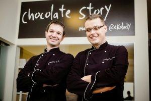 Sk�d si� bierze czekolada?