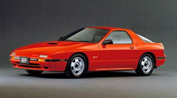 Mazga RX-7 1985 - 1992