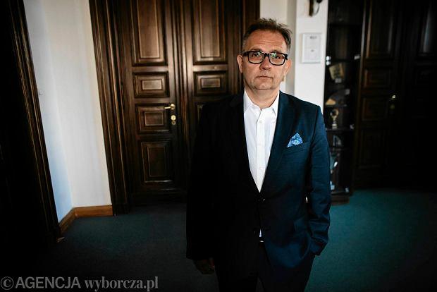 Krzysztof Dudek oficjalnie wybrany na dyrektora Teatru Nowego