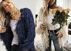 Sweter niczym futro - odrobina blichtru na co dzień