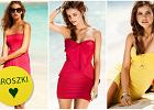 Sukienki bez rami�czek na lato 2012 - ponad 30 propozycji!