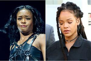 Azealia Banks, Rihanna