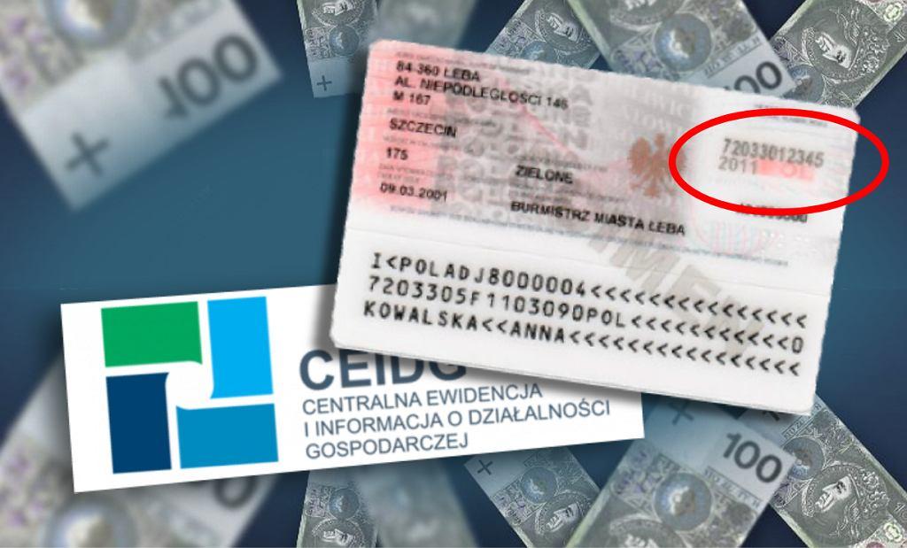CEIDG usunie dziesiątki tysięcy firm przez brak PESEL