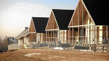 Drewniane domy mają być budowane w ramach programu 'Mieszkanie plus'