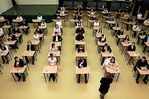 Egzamin gimnazjalny 2013 ju� jutro. Uwaga na przecieki