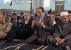 Egipski prezydent posyła konkurentów za kratki