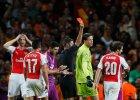 Liga Mistrz�w. Czerwony Szcz�sny, Arsenal zdemolowa� Galatasaray