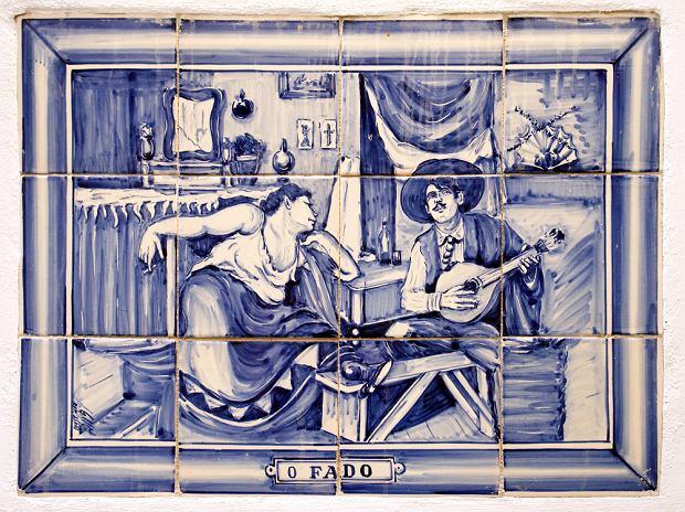 Portugalia. Sztuka azulejos