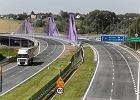 Autostrada do Czech kosztowa�a 1,1 mld z�. Ostatnie prace do po�owy lipca
