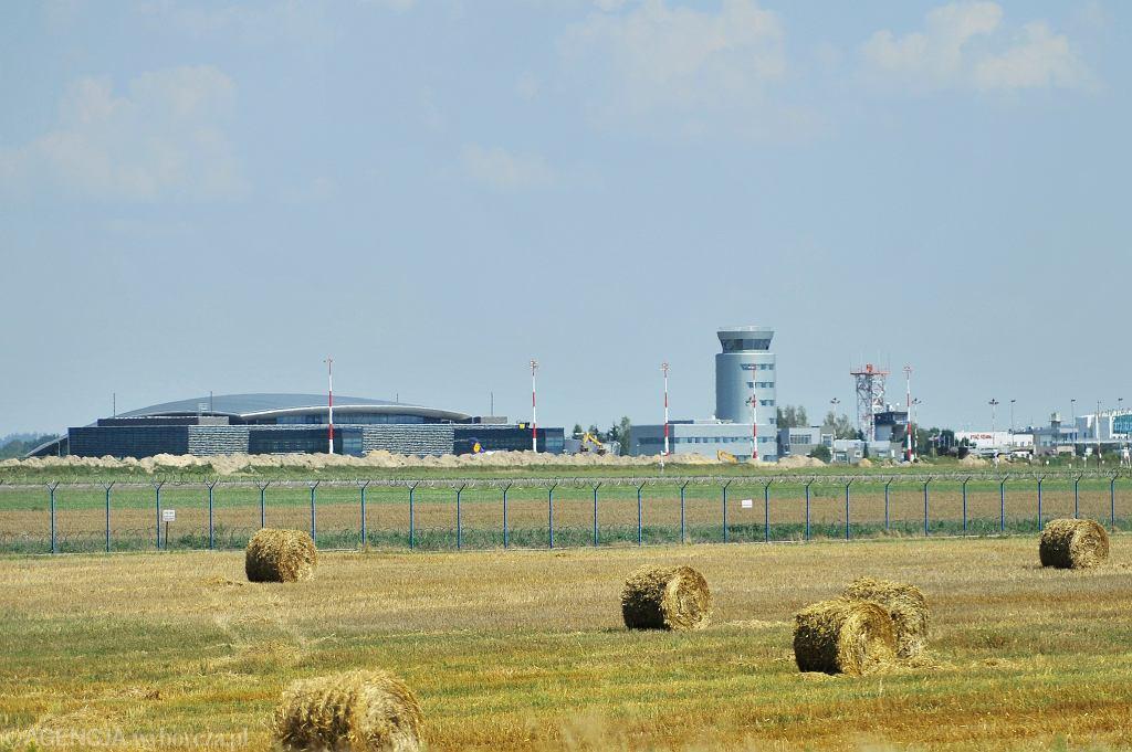 Lotnisko Rzeszów-Jasionka (zdj. z 2012 r.)
