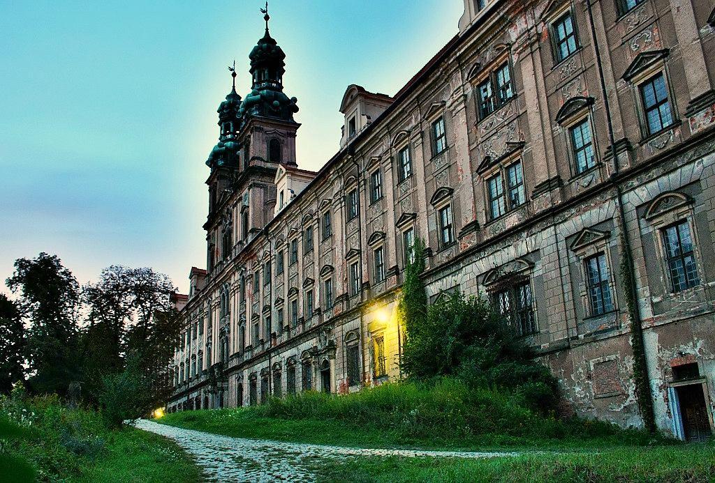 Opactwo Cystersów w Lubiążu