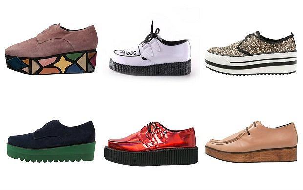 519825a1bc302 Creepersy, czyli idealne buty dla osób o niskim wzroście i nie tylko