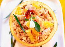 Pomarańcze nadziewane mięsem - ugotuj