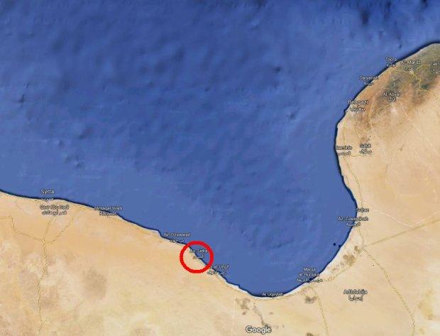 Dżihadyści z IS zaatakowali port naftowy As-Sidr nad Morzem Śródziemnym