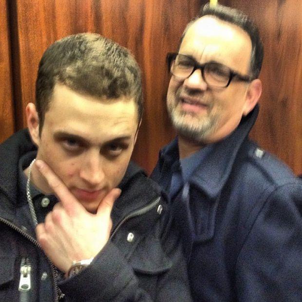 Chet Haze, Tom Hanks