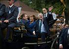 Prezydent Komorowski o zasiewie wolno�ci