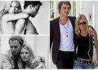 Nie uwierzycie, z kim spotykała się Kate Moss! Lista jest długa i imponująca, znalazł się na niej nawet mąż Angeliny Jolie