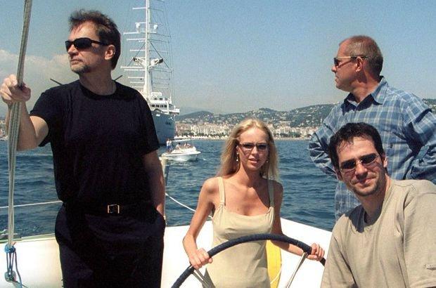Zdjęcie numer 1 w galerii - Jan Kulczyk był związany ze środowiskiem filmowym. Premiery, spektakle i festiwal w Cannes z gwiazdami
