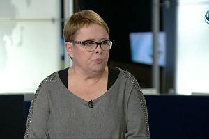 """Ilona Łepkowska wspomina zmarłego Witolda Pyrkosza. """"Piękna, ciepła postać, wspaniały aktor, dowcipny człowiek"""""""