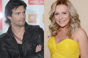 Miko�aj Krawczyk i Aneta Zaj�c