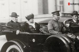 Jak Edith Wilson została pierwszą kobietą - prezydentem Ameryki?