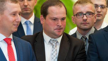Wybory samorządowe 2018. Kandydat PiS  Michał Piechel