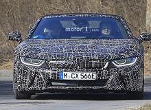 Prototypy | BMW i8 Spyder | Sportowa hybryda zdejmuje dach