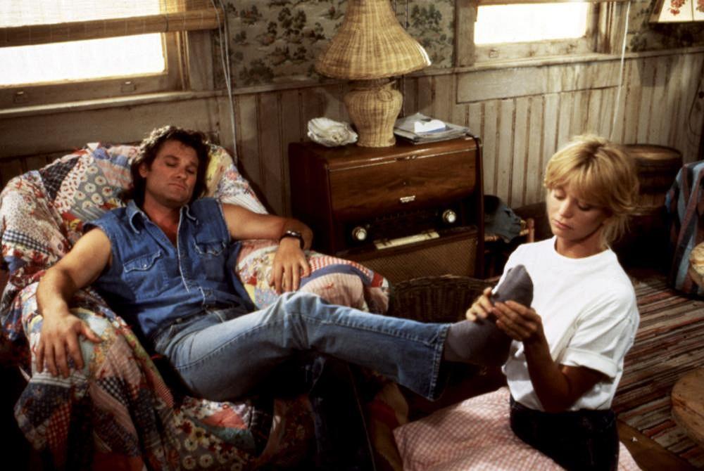 Dama za burtą, 1987 / fot. materiały wytwórni MGM