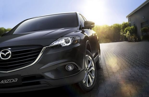 Mazda CX-9 po faceliftingu