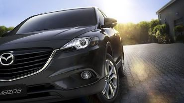 Mazda CX-9 po faceliftingu