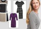 Sukienki do pracy dla nosz�cych rozmiar 42+